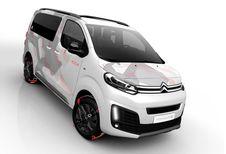Citroën met SpaceTourer 4x4 Ë Concept naar Genève