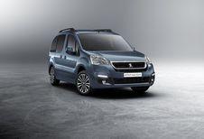 Peugeot Partner Tepee Electric, voor stedelijke gezinnen