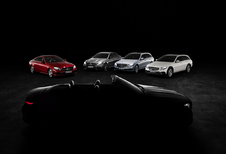 Mercedes E Coupé verwelkomt dakloze Cabriolet