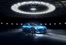 Peugeot Instinct: conceptcar verbonden met voorwerpen