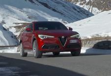 VIDEO – Toutes les spécifications européennes de l'Alfa Stelvio