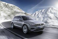 Volkswagen Tiguan Allspace : version européenne