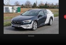 Opel Insignia Sports Tourer komt ook weer als Country Tourer