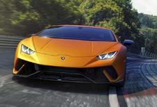 Lamborghini Huracan Performante : 640 ch et bien plus