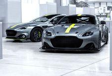 VIDEO: Aston Martin AMR, voor raceliefhebbers