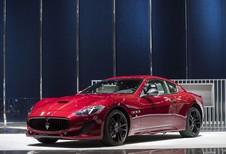 Maserati à Genève : série spéciale et concept de tissu