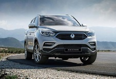 SsangYong Rexton: grote en chique SUV