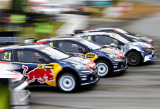 Zondag start nieuw WRX-rallycrossseizoen met Loeb en co.