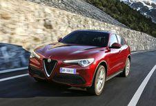Alfa Romeo Stelvio krijgt nieuwe motoren