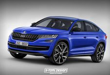 Škoda Kodiaq Coupé : X-Tomi l'imagine déjà...