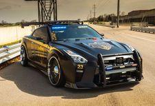 Nissan Copzilla: GT-R voor de politie