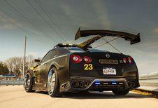Nissan GT-R gaat schurken achterna als Copzilla