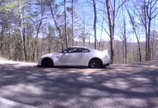 BIJZONDER: Nissan GT-R is na slechts 3.000 km klaar voor de sloop