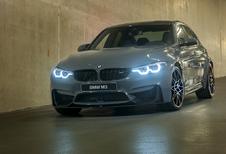 BMW M3 en M4 Telesto en BMW M4 Avus