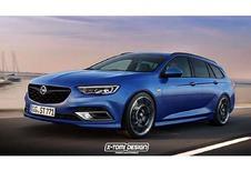 Opel Insignia OPC met 500 pk?