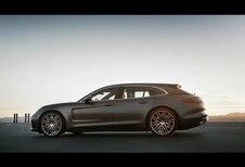 Porsche Panamera Sport Turismo : patience