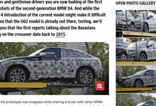 BMW X4 : Retraite anticipée ?