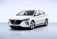 Hyundai Ioniq Plug-In : le trio au complet