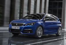 Peugeot 308 : calandre, 6c et écran tactile