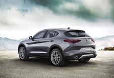 Alfa Romeo Stelvio krijgt nieuwe instapdiesel
