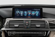 Aanraakscherm bij BMW