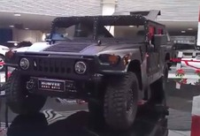 VIDEO – Hummer keert terug