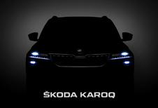 Skoda laat nog een beetje meer Karoq zien
