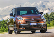 Fiat 500L komt in drievoud