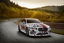 VIDEO – Jaguar XE SV Project 8: 300 en 600