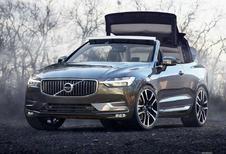 Plot Volvo een XC60 Cabrio als rivaal voor de Evoque Convertible?