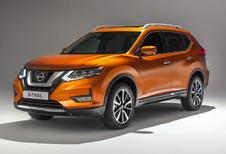 Nissan X-Trail wordt semizelfstandig