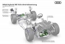 Audi : l'A8 disposera d'un alterno-démarreur