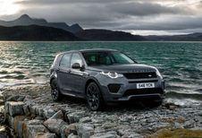 Land Rover Discovery Sport en Evoque krijgen nieuwe Ingenium-motoren