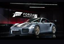 Forza 7 toont nieuwe Porsche 911 GT2 RS