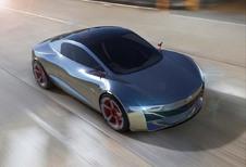 INSOLITE – Un designer fait revivre l'Opel Tigra