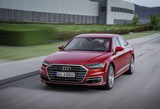 VIDÉO - Audi A8 : sans les mains