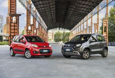 Fiat Panda: gamma krijgt update