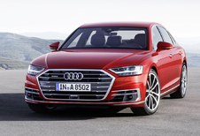 Nieuwe Audi A8 komt met automatische piloot