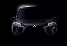 Mitsubishi : un monovolume Expander en approche