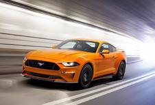 Zoveel sneller is de vernieuwde Ford Mustang