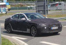 Genesis G70 aan de Nürburgring