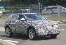 Jaguar prépare-t-elle une E-Pace Coupé ?