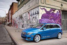 Mercedes Classe B : fin de production proche pour l'Electric Drive !