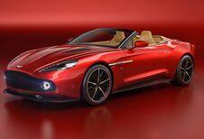 Aston Martin : la Vanquish Zagato Volante à Pebble Beach