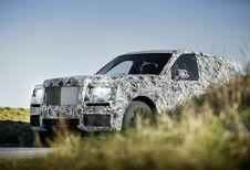 Le patron de Rolls-Royce critique le Bentley Bentayga…