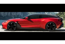 PEBBLE BEACH 2017: Vanquish Zagato, Shooting Brake of Speedster?