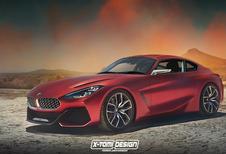 BMW Z4 : aussi bientôt en coupé ?