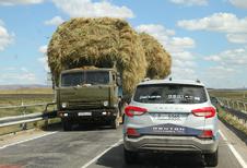 AutoWereld in de SsangYong Rexton Trans Eurasia Trail: valse start - Dagboek 1