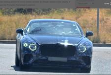 Bentley Continental GT: bijna naakt