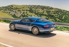 Nieuwe Bentley Continental GT houdt W12 en 4x4, krijgt 48V en DSG-8